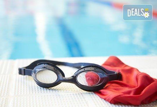Влезте във форма с Palms Spa към хотел Анел 5*! Басейн + джакузи, фитнес или комбинация със сауна или парна баня само до 15.06! - Снимка 3