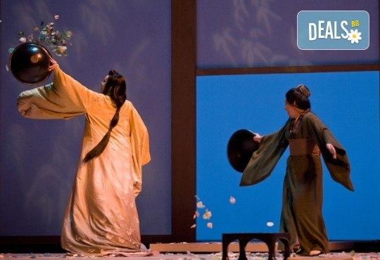 Ексклузивно в Кино Арена! Шедьовърът на драматичните опери Мадам Бътерфлай, на Кралската опера в Лондон, на 10, 13 и 14 май в София! - Снимка 3