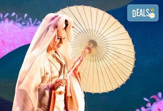 Ексклузивно в Кино Арена! Шедьовърът на драматичните опери Мадам Бътерфлай, на Кралската опера в Лондон, на 10, 13 и 14 май в София! - Снимка 2