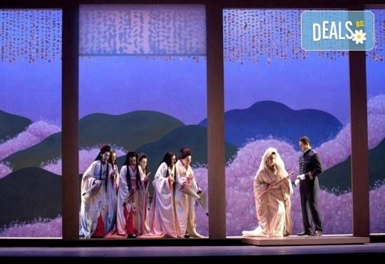 Ексклузивно в Кино Арена! Шедьовърът на драматичните опери Мадам Бътерфлай, на Кралската опера в Лондон, на 10, 13 и 14 май в София! - Снимка 4