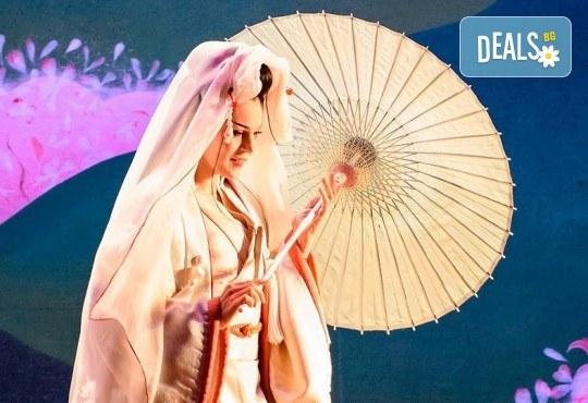 Ексклузивно в Кино Арена! Шедьовърът на драматичните опери Мадам Бътерфлай, на Кралската опера в Лондон, на 10, 13 и 14 май в Кино Арена в страната! - Снимка 2