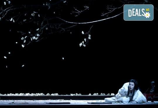 Ексклузивно в Кино Арена! Шедьовърът на драматичните опери Мадам Бътерфлай, на Кралската опера в Лондон, на 10, 13 и 14 май в Кино Арена в страната! - Снимка 5