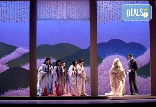 Ексклузивно в Кино Арена! Шедьовърът на драматичните опери Мадам Бътерфлай, на Кралската опера в Лондон, на 10, 13 и 14 май в Кино Арена в страната! - Снимка 4