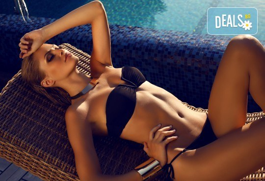 Подгответе кожата си за плаж! Вземете карта за хоризонтален турбо солариум в студио за красота Магнолия - Снимка 1