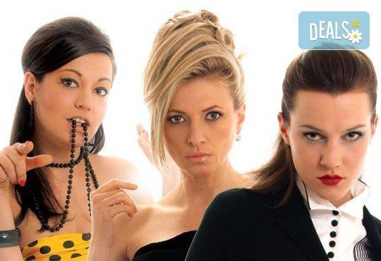 Гледайте съзвездие от любими актриси в Тирамису на 14.06. от 19 ч., в Театър София, един билет - Снимка 2