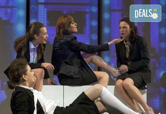 Гледайте съзвездие от любими актриси в Тирамису на 14.06. от 19 ч., в Театър София, един билет - Снимка 6