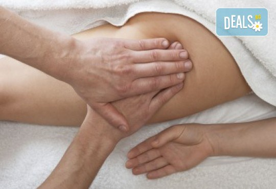 Лукс! Антицелулитен масаж с шоколад или канела в новото студио за масажи Massage and therapy Freerun! - Снимка 2