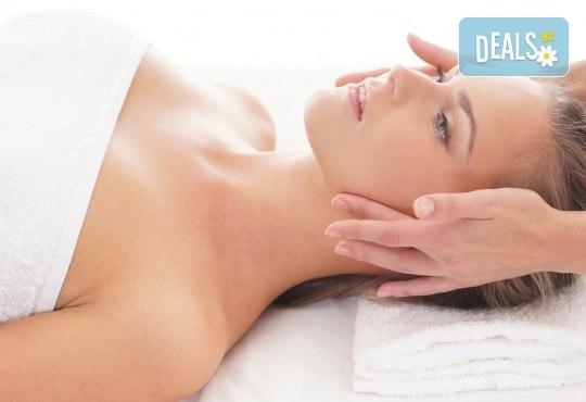 70-минутен дълбоко релаксиращ или класически масаж на цяло тяло и лице в Friends - Hair & Beauty Studio - Снимка 1