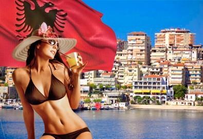 На море в Саранда, Албания, през юни или септември! 5 нощувки със закуски, транспорт, екскурзовод и туристическа програма - Снимка