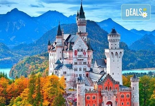 Екскурзия до Германия и приказните замъци на Бавария с Дари травел! 4 нощувки със закуски в хотели 2/3* в Загреб и Мюнхен, транспорт и програма - Снимка 1