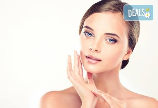 Сияйна и свежа с лифтинг масаж на лице и деколте + маска според типа кожа в студио за красота L Style! - Снимка 1