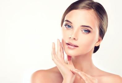 Сияйна и свежа с лифтинг масаж на лице и деколте + маска според типа кожа в студио за красота L Style! - Снимка