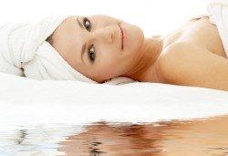 Здрава и сияйна кожа на лицето с хидратираща терапия с френска козметика Fleur в студио за красота L Style! - Снимка