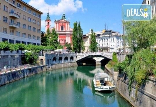 Екскурзия до Загреб и Любляна през юни! 2 нощувки със закуски в хотел 3*, транспорт и възможност за посещение на замъка Предяма и пещерата Постойна! - Снимка 8