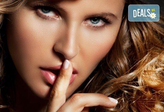 Подмладяваща терапия със злато и хайвер за зряла и уморена кожа във фризьоро-козметичен салон Вили - Снимка 2