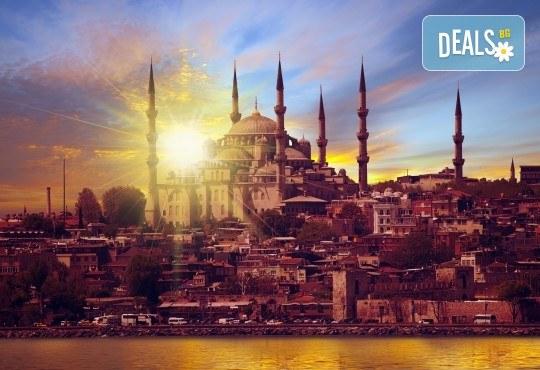 Екскурзия до Истанбул и Одрин през май или юни: 2 нощувки със закуски в Hotel Vatan Asur 4* и тарнспорт от Комфорт Травел! - Снимка 1