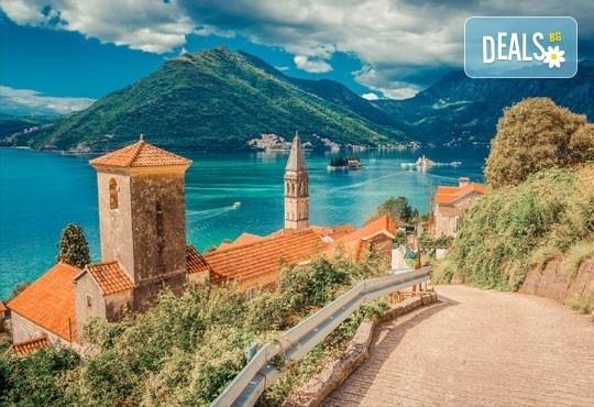 Почивка в Черна гора: 5 нощувки със закуски в Sato Resort 4*+, Сутоморе, Черна гора, 1 нощувка със закуска и вечеря в Охрид и транспорт от Имтур! - Снимка 1