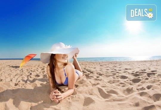 И пак е време за море! За един ден през юни и юли на плаж Аммолофи, Кавала, Гърция! С включени транспорт и екскурзовод от агенция Поход! - Снимка 2