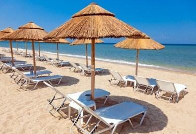 И пак е време за море! За един ден през юни и юли на плаж Аммолофи, Кавала, Гърция! С включени транспорт и екскурзовод от агенция Поход! - Снимка