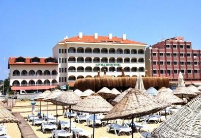 Почивка през юни в Айвалък, Турция с Дениз Травел! 7 нощувки на база All Inclusive в Olivera Resort 3*, възможност за транспорт! - Снимка