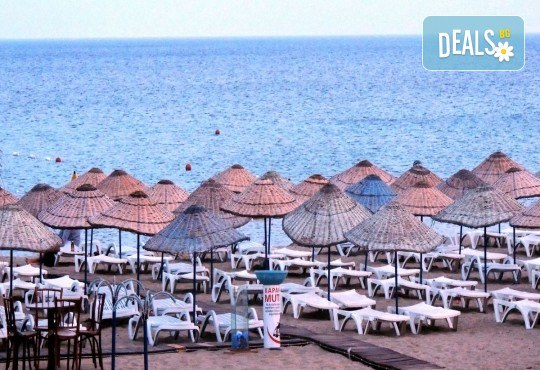 Почивка през юни в Айвалък, Турция с Дениз Травел! 7 нощувки на база All Inclusive в Olivera Resort 3*, възможност за транспорт! - Снимка 12