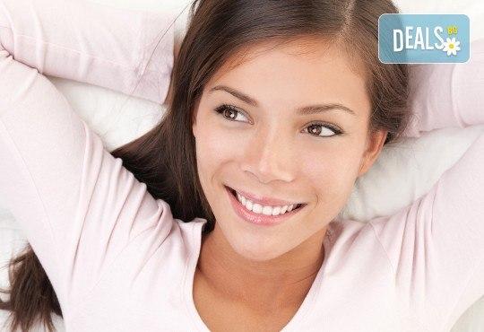 Почистване на лице и бонус - масаж на лице с продукти на Dr. Belter в салон за красота Хармония! - Снимка 1