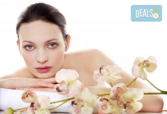 Покажете естествената си красота с помощта на грим с ефект без грим с шведска козметика в салон Ева - Снимка 1