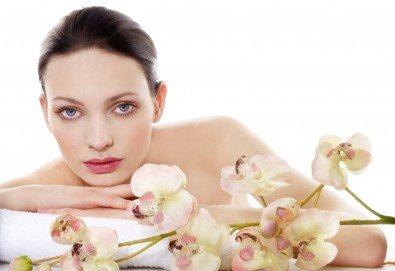 Покажете естествената си красота с помощта на грим с ефект без грим с шведска козметика в салон Ева - Снимка