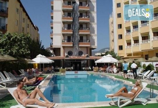 Почивка в Мармарис, Турция, през май или юни! 7 нощувки на база All Inclusive в Hotel Aegean Park 3*, възможност за транспорт - Снимка 4