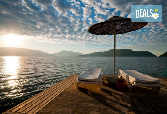 Почивка в Мармарис, Турция, през май или юни! 7 нощувки на база All Inclusive в Hotel Aegean Park 3*, възможност за транспорт - Снимка 3