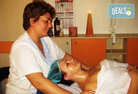 Грижа за косата! Измиване, нанасяне на маска и оформяне със сешоар - прав или къдрав, в салон за красота Ева - Снимка 5