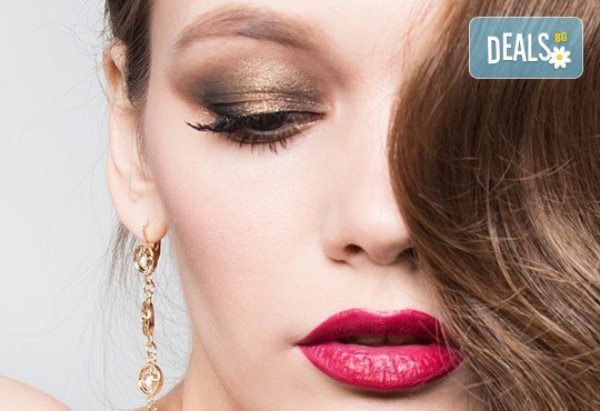 С обич към детайлите! Пробиване на уши от специалист естетик + ПОДАРЪК: поставяне на медицински обици в Miss Beauty - Снимка 1
