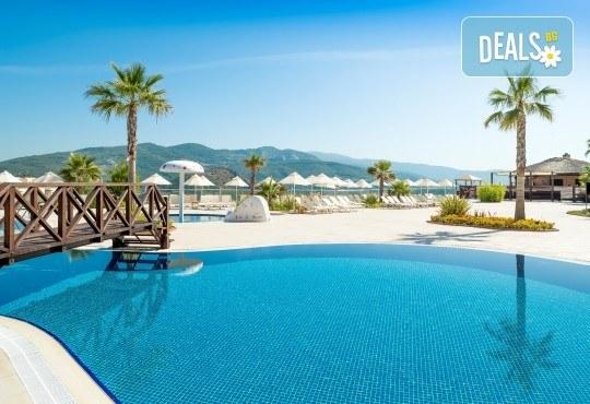 Лятна почивка в Турция! 7 нощувки All Inclusive в Kusadasi Golf and Spa Resort 5*, Кушадасъ, безплатно за дете до 12 г.! - Снимка 1