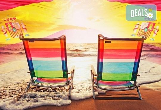 На море в Испания през септември, с Darlin Travel! 8 дни, 7 нощувки в Intur Orange 4*, пълен пансион, самолетен билет, летищни такси и трансфери - Снимка 1