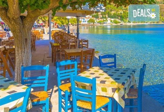 Плаж в Аспровалта, Гърция! Еднодневна екскурзия с транспорт, водач и медицинска застраховка от Комфорт Травел - Снимка 1