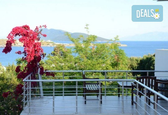 Почивка в Бодрум, Турция: 7 нощувки, All Inclusive, период по избор в Rexene 4*. Безплатно за дете до 12 години! - Снимка 11