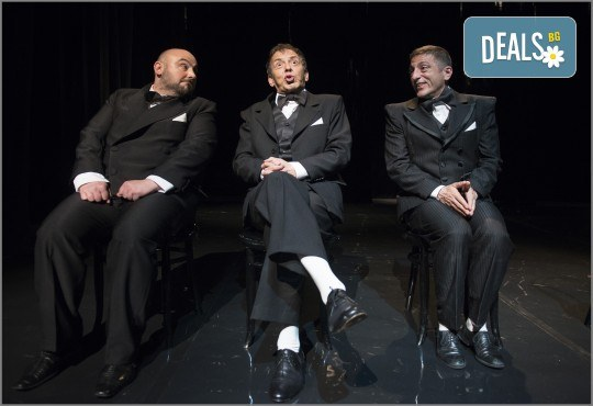 """Каним Ви на Премиера! Гледайте една от наи-известните комедии на Гогол - """"Женитба"""", на 30.05. от 19ч. в Театър ''София'', билет за един - Снимка 8"""