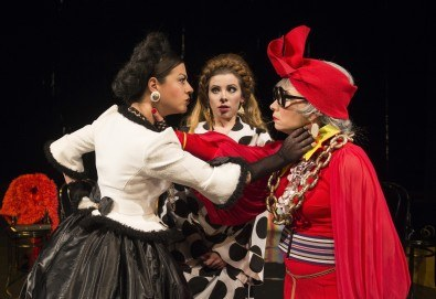 """Каним Ви на Премиера! Гледайте една от наи-известните комедии на Гогол - """"Женитба"""", на 30.05. от 19ч. в Театър ''София'', билет за един - Снимка"""