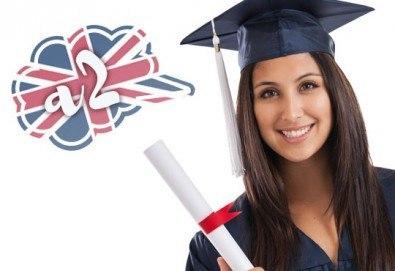 Ново ниво за нови успехи! Интензивен едномесечен курс по Английски А2, до 100 уч.ч., период по избор в Учебен център Сити - Снимка
