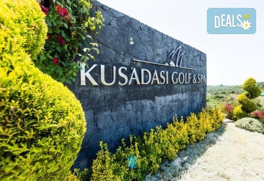 Почивка в Кушадасъ, Турция! 7 нощувки на база All Inclusive в Kusadasi Golf & Spa Hotel 5*, възможност за транспорт! - Снимка 12