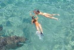 Тайните на подводния свят по уникалния бряг на Тюленово! 1 час шнорхелинг за начинаещи с инструктор и екипировка, от Агенция Ревери! - Снимка