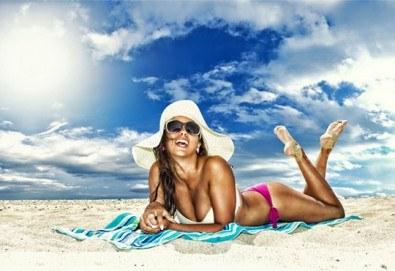 За 1 ден на плаж в Неа Ираклица до Кавала, с Глобус Турс! Транспорт, водач и застраховка - Снимка