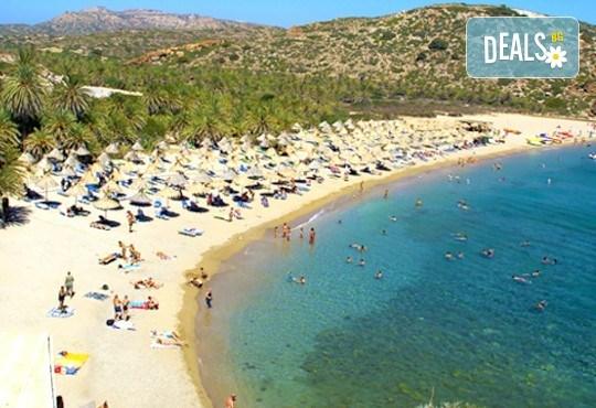 На плаж в слънчева Гърция за ден в Ставрос! Транспорт, застраховка и водач от Глобус Турс! - Снимка 2
