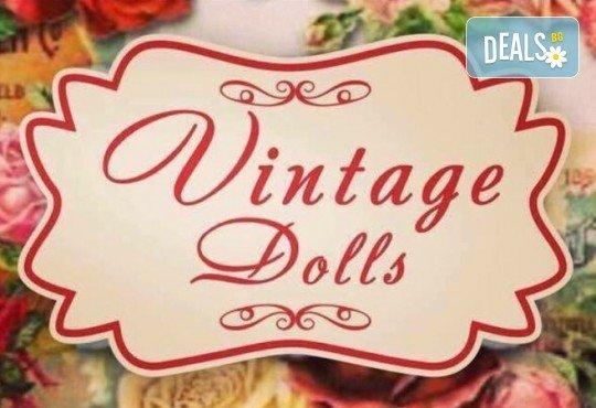 За поразителен поглед! Поставяне на мигли от коприна по метода косъм по косъм в Студио Vintage Dolls - Снимка 7