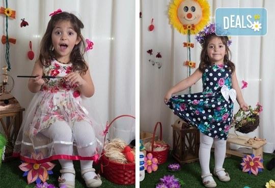 За всеки специален момент! Професионална детска или семейна фотосесия, външна или в студио и до 100 обработени кадъра от Arsov Image! - Снимка 1
