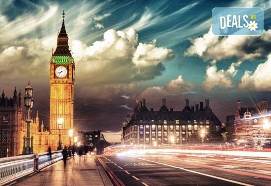 До Лондон, Прага, Дрезден, Амстердам и още: 8 нощувки със закуски, транспорт и програма