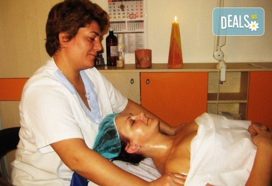 Пробна официална прическа по избор от Мария Жалова в салон Ева - Снимка 4