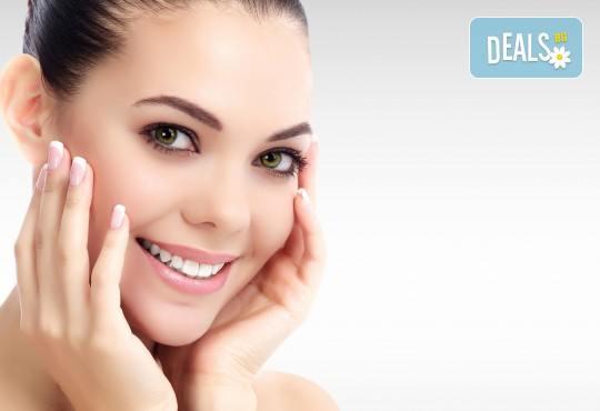 Покажете естествената си красота с помощта на грим с ефект без грим с шведска козметика в салон Ева - Снимка 2