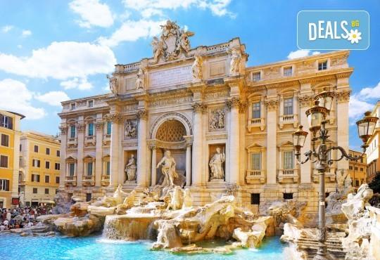 Лятна екскурзия в Рим - 4 дни, 3нощувки със закуски в хотел 4*, самолетен билет и летищни такси от Абела Тур - Снимка 1