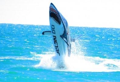 Уникално и единствено по рода си 15-минутно гмуркане с най-новия атракцион Акула в Слънчев бряг - Снимка